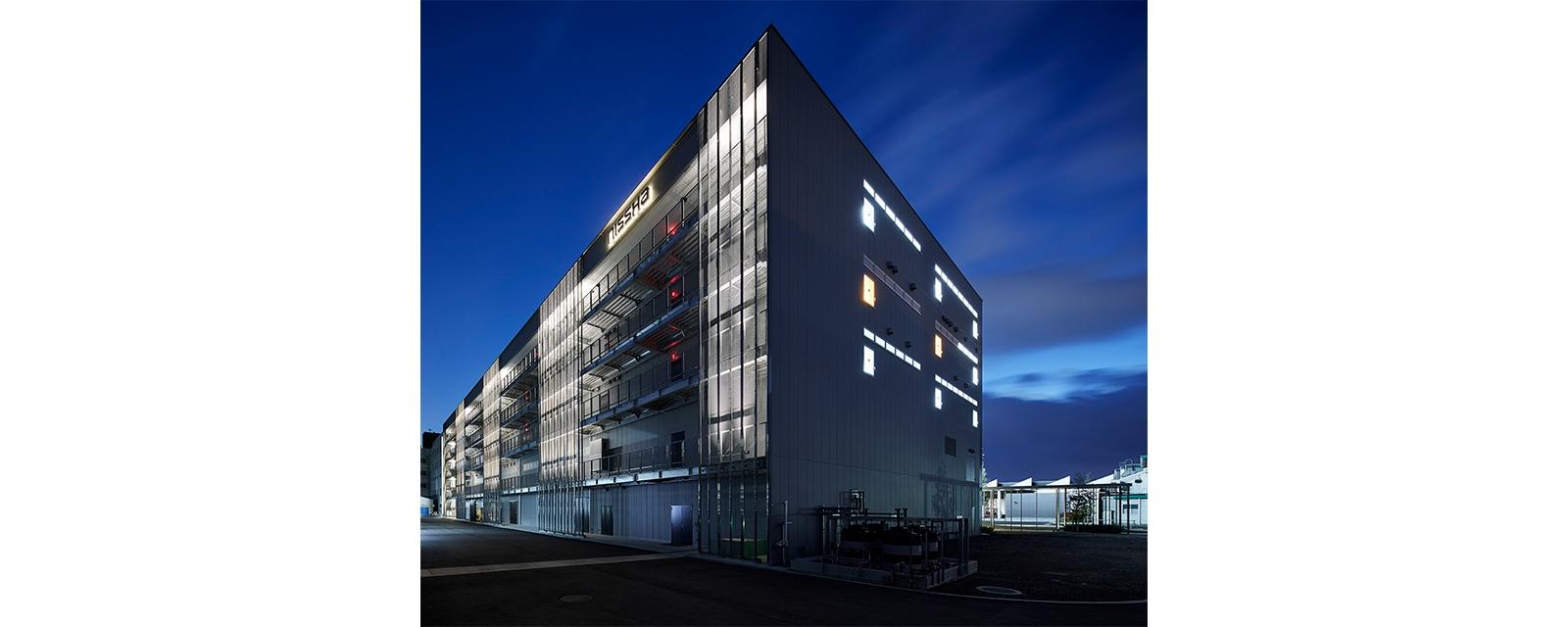 NISSHA Innovation Center Kyoto