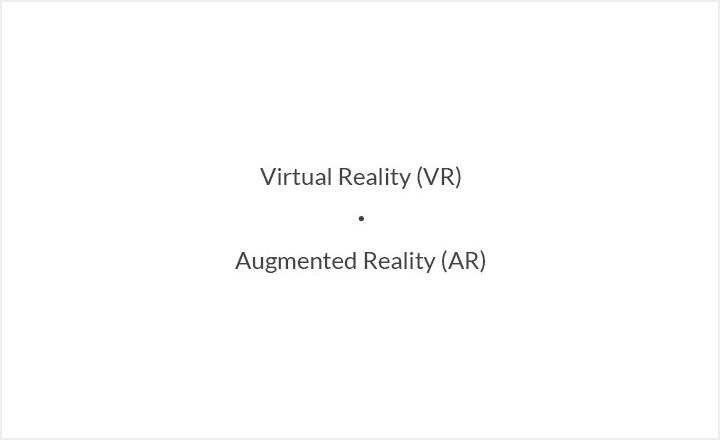 VR,AR/Computing